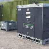 An OPS reactive loadbank hire in Southampton
